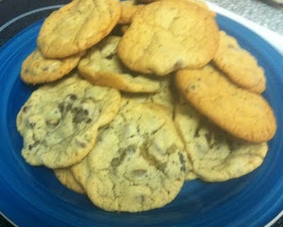chocolate chip orea cookies | Yummies!!! | Pinterest