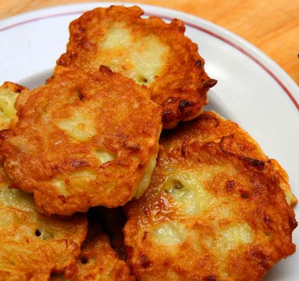 Irish Boxty Potato Cakes | st pattys day | Pinterest