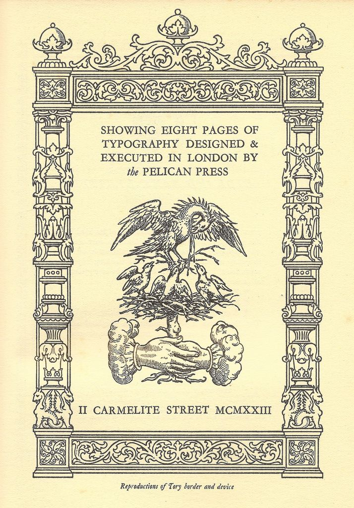 stanley morison and typography Read the full-text online edition of first principles of typography (1936.