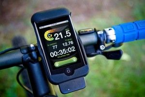 iphone app bicycle tracking
