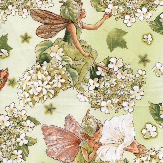 Fairy Fabric Flowers Pictures To Pin On Pinterest
