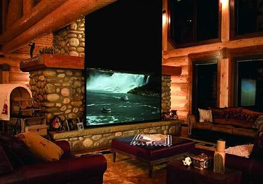 How to create your own home theater!