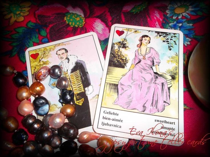 gipsy fortune teller 3 cards