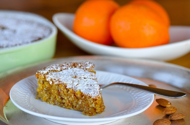 Buttercream Lane: Orange Almond Cake- Gluten Free