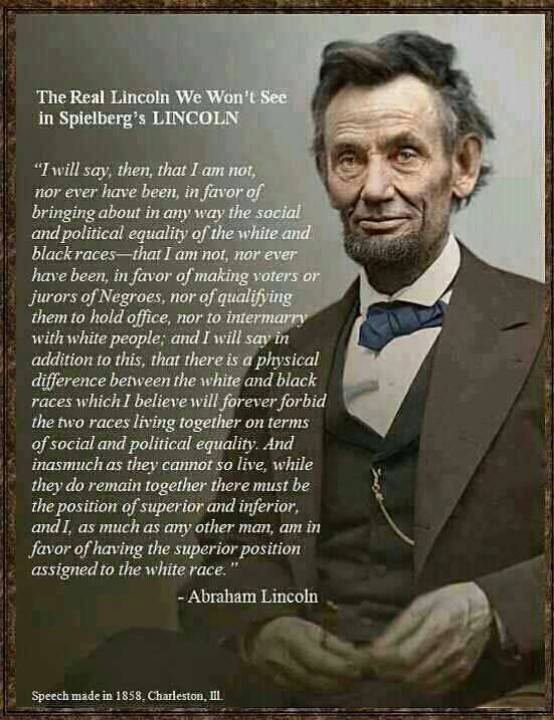 """""""Honest Abe"""" 