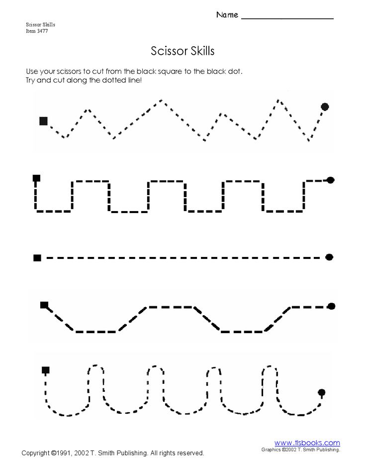 Similiar Scissor Practice Worksheets For Preschoolers Keywords