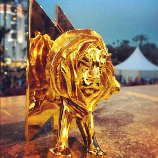 Worth its weight. (via @DDBParis) #ditlcannes #CannesLions ^nb