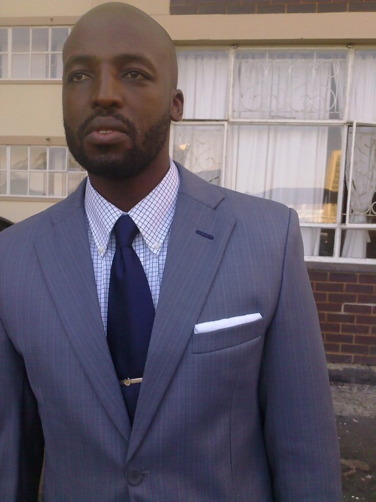 Grey suit light blue shirt navy tie groom and for Navy suit gray shirt