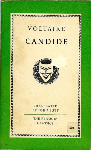 Voltaire's Candide: Summary & Analysis