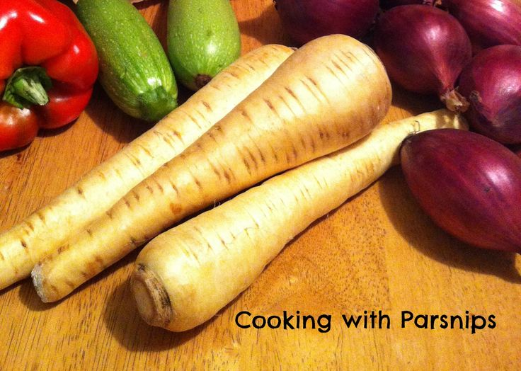 Cooking with Parsnips - Easy and Delicious Ways to Prepare Parsnips