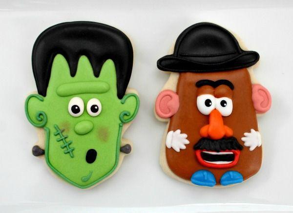 Frankenstein and Potato head