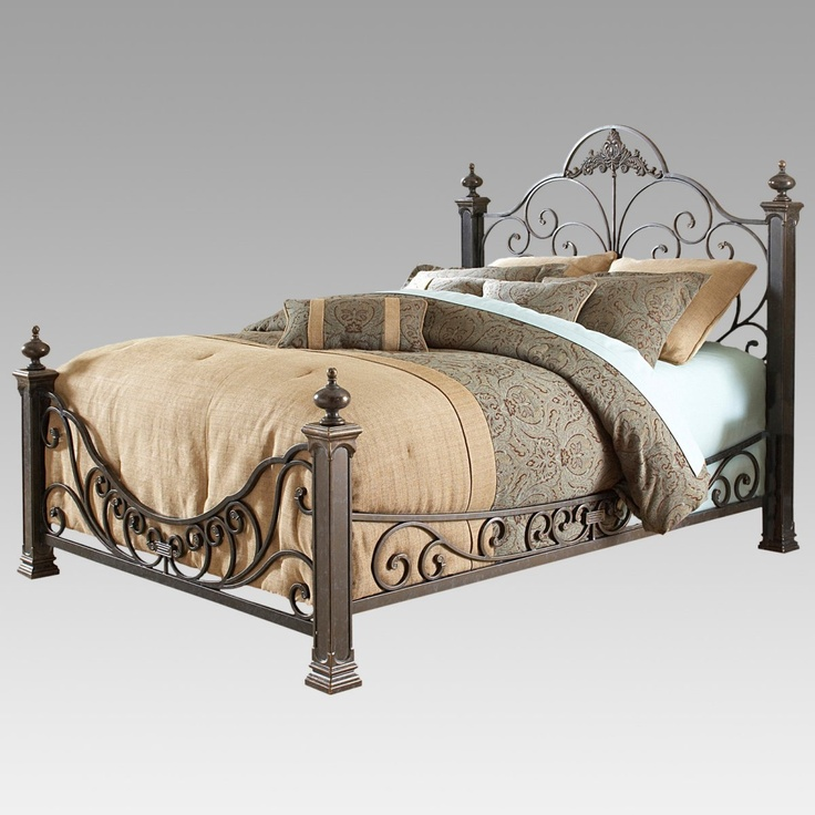 Baroque Bed FrameBaroque Bed