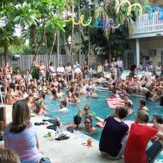 Clothing Optional Pool Parties Dancing Women Only Water Excursions