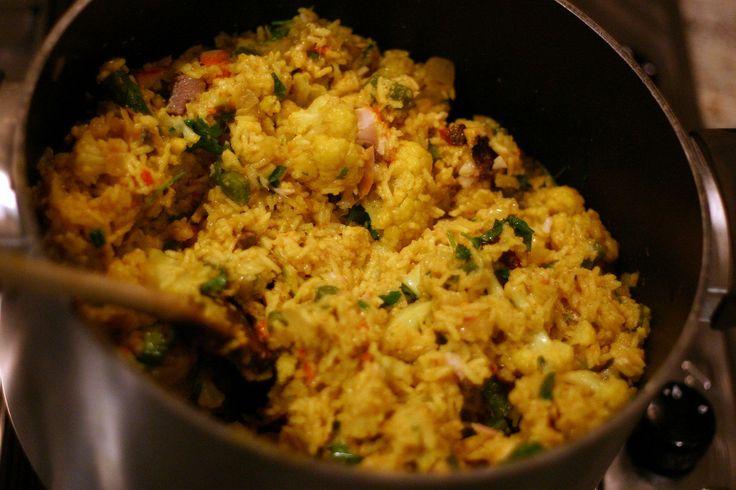 Baked Vegetable Rice Pilaf | Food | Pinterest
