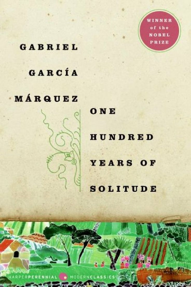 one hundred years of solitude a One of the 20th century's enduring works, one hundred years of solitude is a widely beloved and acclaimed novel known throughout the world, and the ultimate.