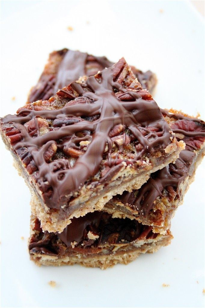 Pecan Bars | The Curvy Carrot Pecan Bars | Healthy and Indulgent Meals ...