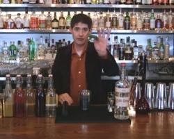 Cocktail University: Dave Arnold's Thai Basil Daiquiri
