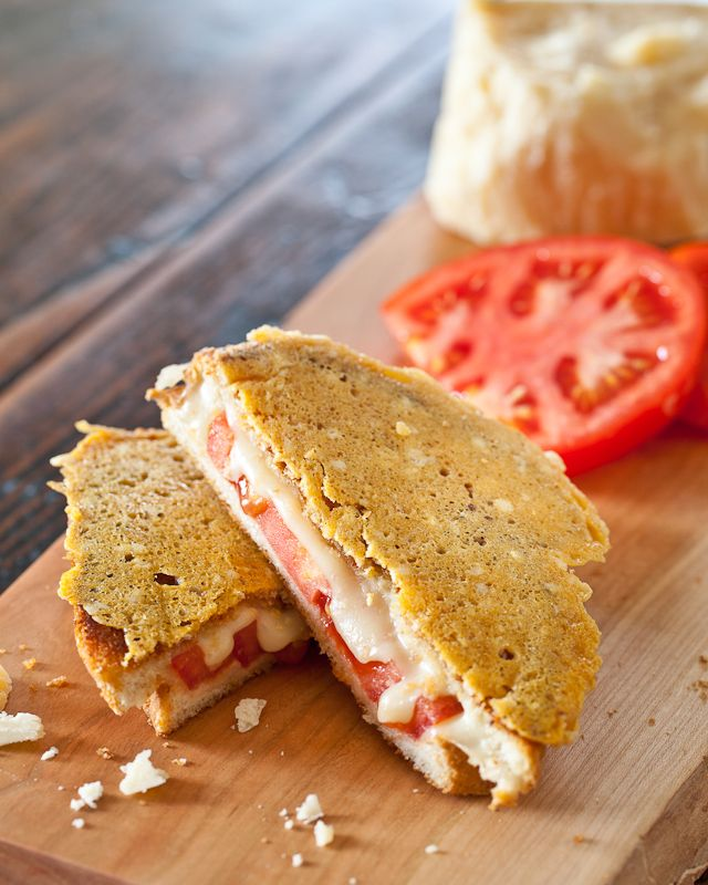 Superfrico Grilled Cheese Sandwich from steamykitchen.com. Love the ...