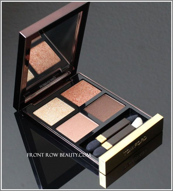 Tom ford golden mink eye palette perfect neutral day look