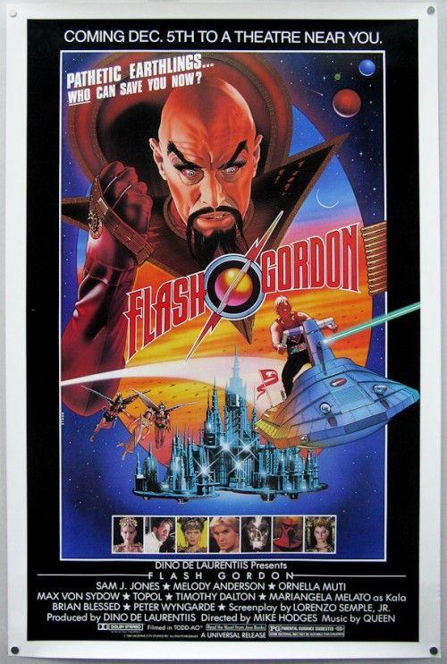 flash gordon 1980 soundtrack