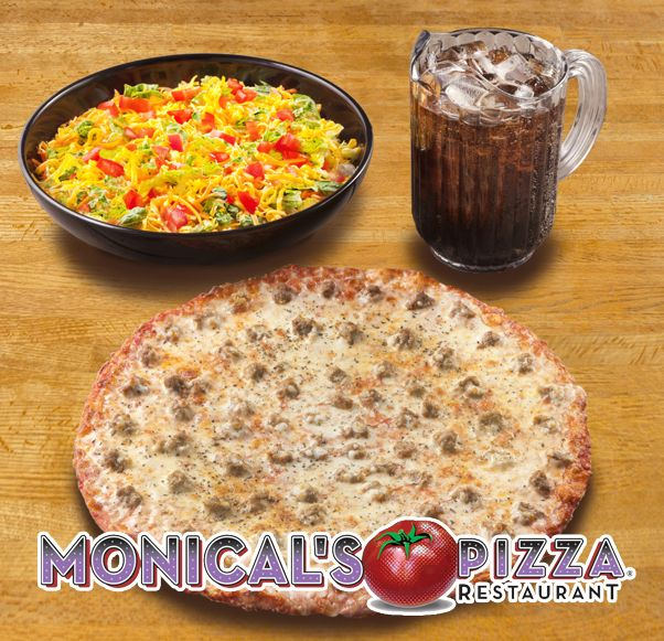 Monical's coupon code