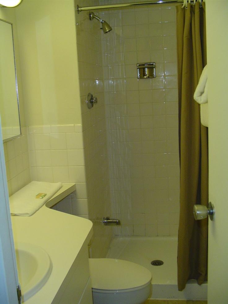 Small Standing Shower Small Bathroom Standing Shower Apartment Ideas Pinterest