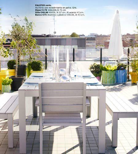 Ikea Table Carre. Free Ensemble De Meubles De Jardin With Ikea ...