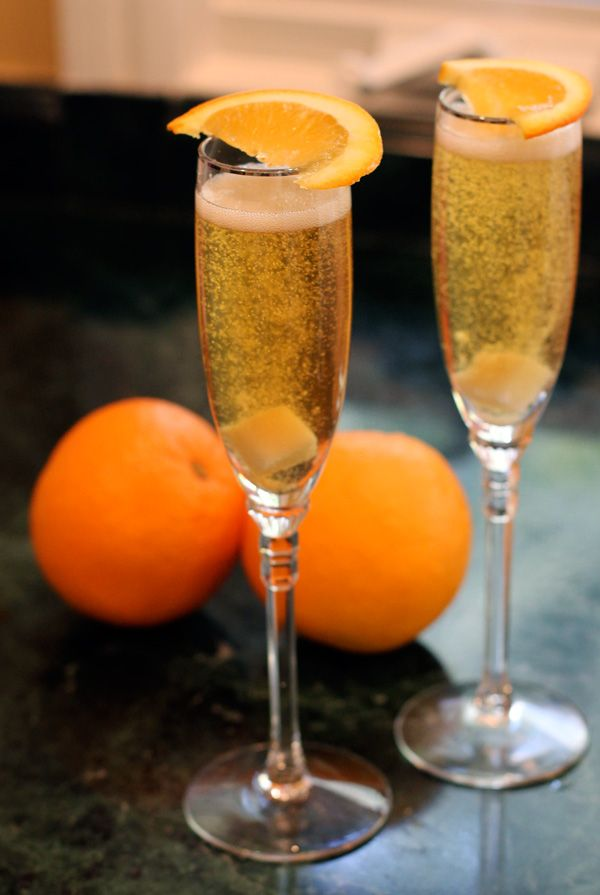 Classic champagne cocktail recipe cocktails pinterest for Champagne mixed drinks