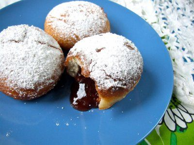 Homemade Jelly Doughnuts Recipes — Dishmaps