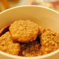 Oatmeal Peanut Butter Cookies III | LOVE PEANUT BUTTER | Pinterest