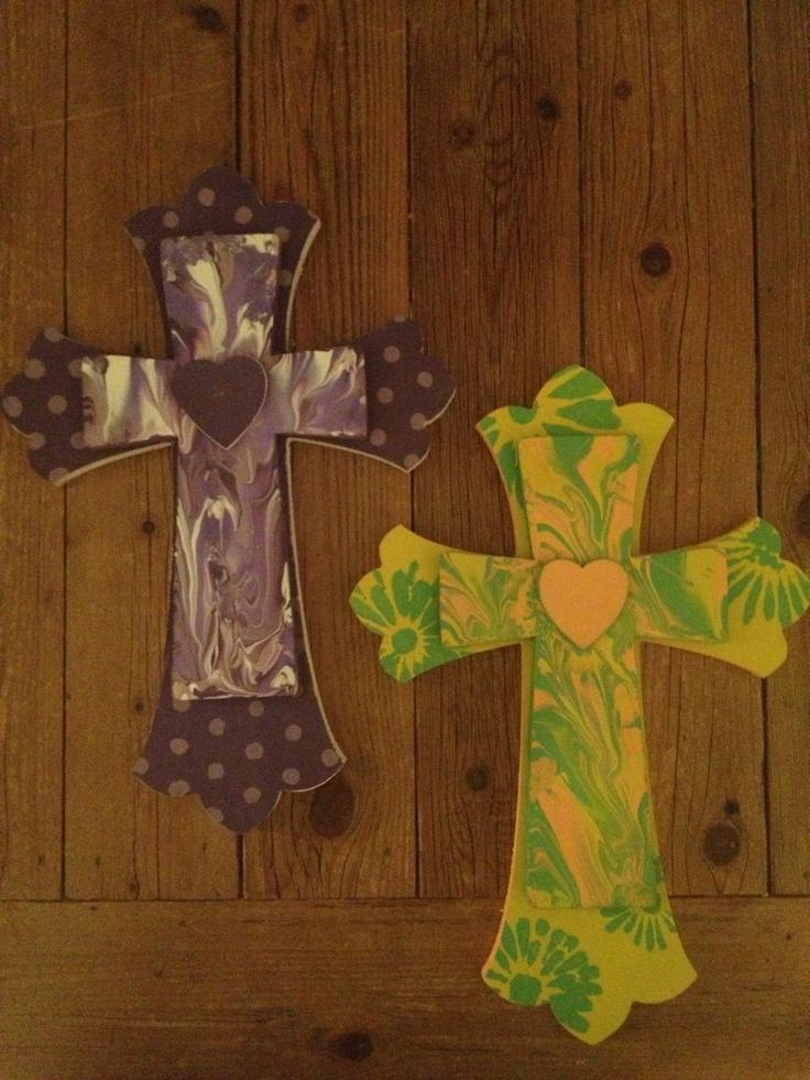 DIY crosses