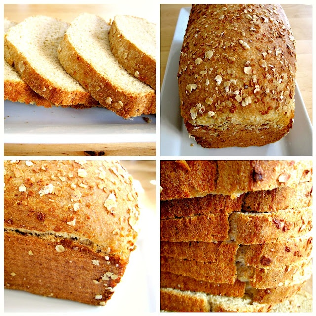 Oatmeal Buttermilk Bread. ~ | Good Food and Beverages | Pinterest