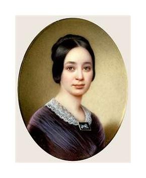 Varina Davis, first lady of the Confederacy
