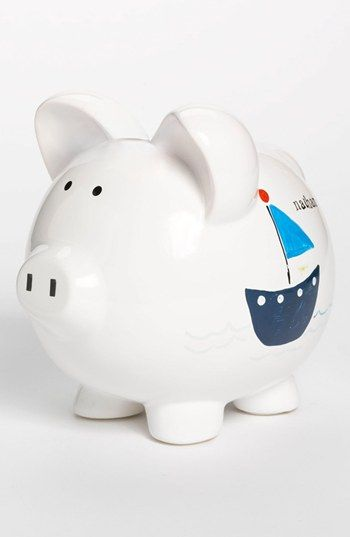 ... Inc. Personalized Piggy Bank (Online Only) available at #Nordstrom