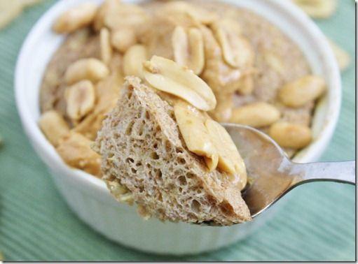 """Baked"""" Banana Breakfast Quinoa (tried to avoid calling it """"hot bana..."""