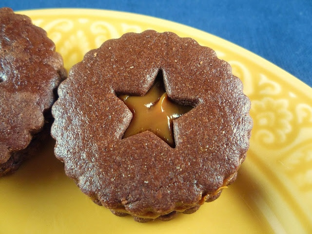 Dulce de Leche Sandwich Cookies | Baked Goods & Sweets | Pinterest