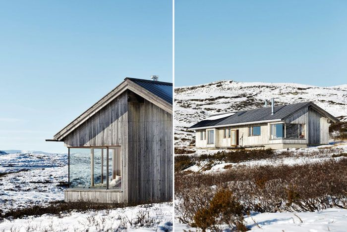 Norwegian Cabin 1 Cabins Pinterest