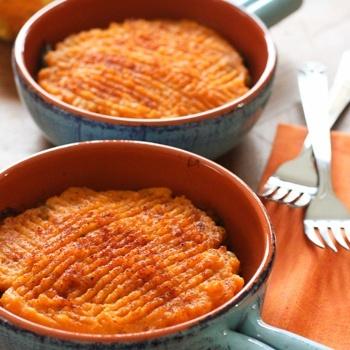 Sweet Potato Turkey Shepherds Pie. Clip recipes on Pinterest right to ...
