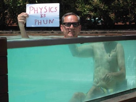 Physics is phun fun