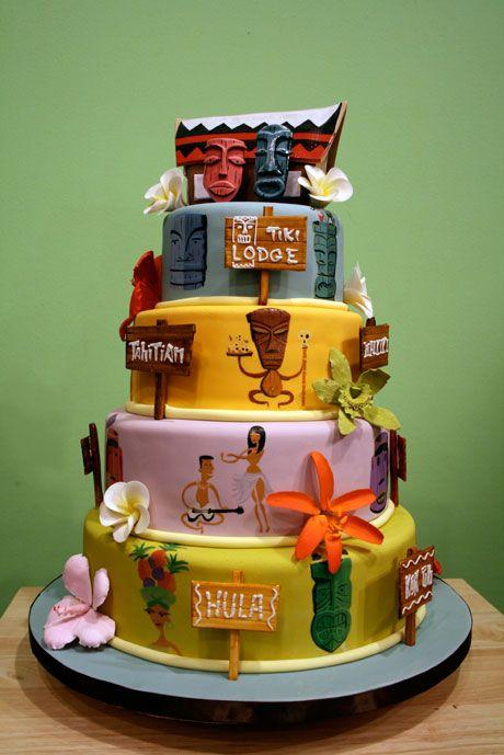 tiki tiki cake