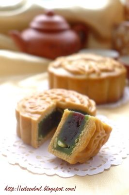 Japanese Mooncake