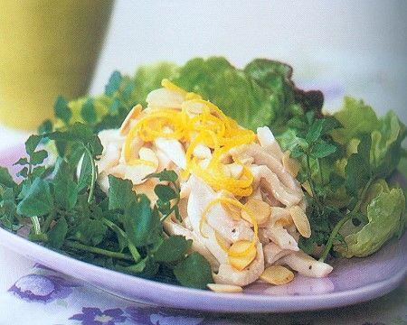 chicken almond salad | Soups, Salad & Sandwiches | Pinterest