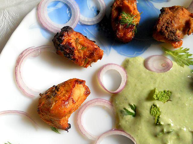 ... Chicken Tandoori, How to make Boneless Chicken Tandoori Recipe