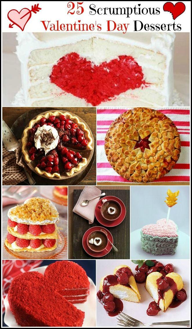 valentine day desserts recipes