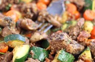 The Meat Lover's Ratatouille — Punchfork   Paleo   Pinterest
