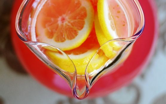 Pink Raspberry Lemonade | Cocktails | Pinterest