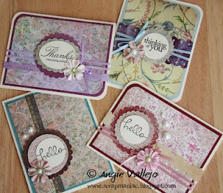 Card sets - great gift idea!