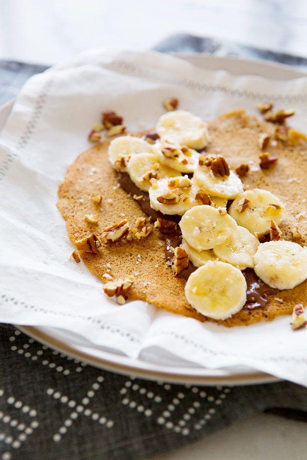 ... + GLUTEN FREE CREPES | Food & Drink - Vegan Recipes & Gluten Fr