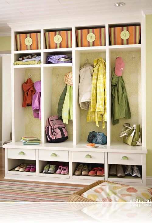 Mudroom Storage Ideas Pinterest : Entryway storage simple home design ideas pinterest