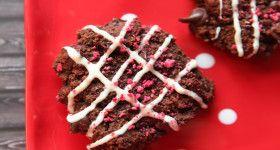 Triple Chocolate Threat | raw cookies | Pinterest